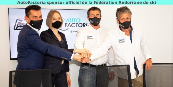 Autofactoria sponsoring FAE